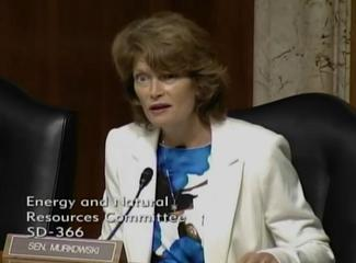 Sen. Murkowski's opening remarks at the 6/19/14 ENR hearing on LNG exports.