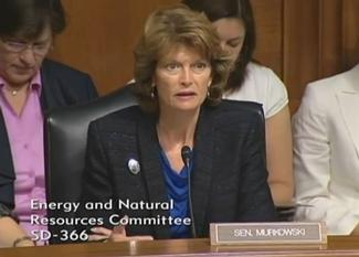 Sen. Murkowski's opening remarks at the 6/18/14 ENR business meeting.