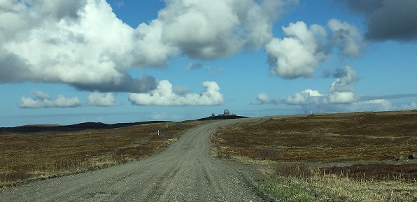King Cove Existing Road