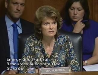 Sen. Murkowski's opening remarks at the 6/25/14 ENR W&P subcommittee hearing on the NEWS Act of 2014.